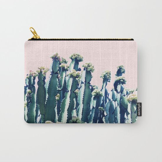 Cactus V5 #society6 #decor #buyart Carry-All Pouch