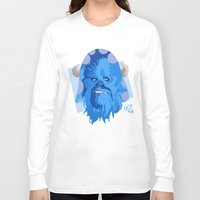 monster inc Long Sleeve T-shirts featuring Wookies Inc. by The Ceza