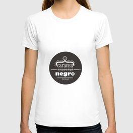 Caracha Negro T-shirt