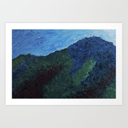 avila.ashes.102 Art Print
