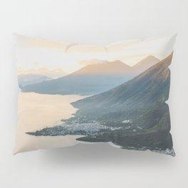 Lake Atitlán II, Guatemala Pillow Sham