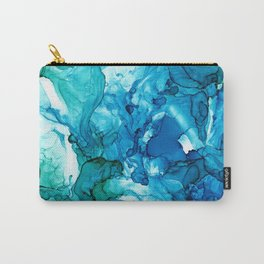 Into the Blue I Carry-All Pouch