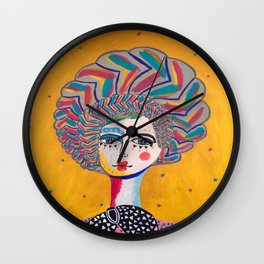 Tammy. Wall Clock