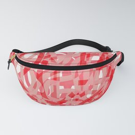 ALTX_Red Fanny Pack