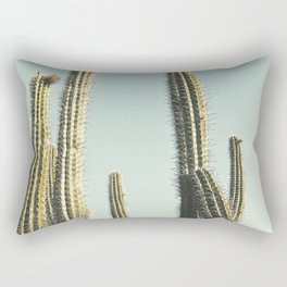 Desert Cactus Rectangular Pillow
