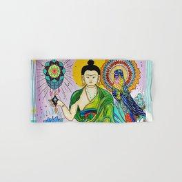 Buddha Freedom Nirvana Hand & Bath Towel
