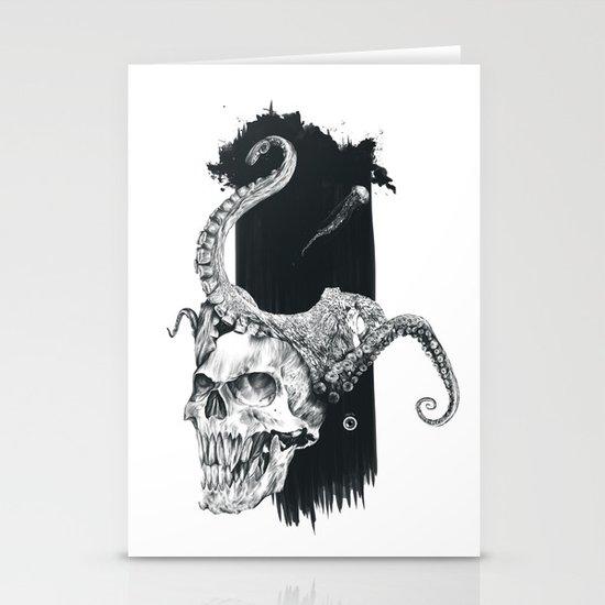 Deep Ocean Stationery Cards