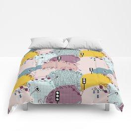 Four wheels Pink #homedecor Comforters