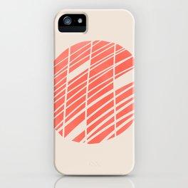 Mesh - by Kara Peters iPhone Case