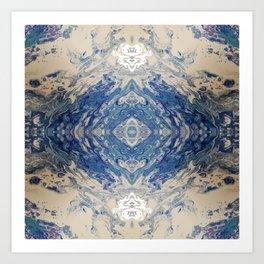 Targeted Senses Art Print