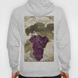 Tuscan Table Rouge Hoody