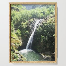 Waterfall Concord Falls Serving Tray
