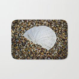 Sand Dollar Bath Mat