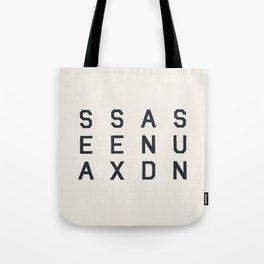 Sea Sex And Sun Tote Bag