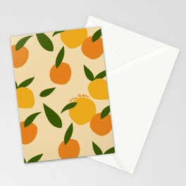 Mangoes in autumn Stationery Cards