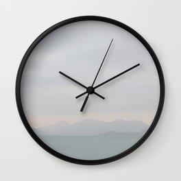 Hong Kong Sea View Wall Clock