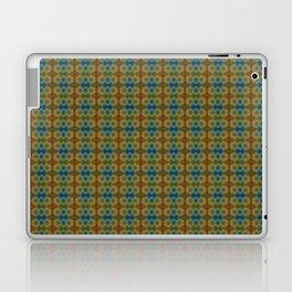 Capricorn Sun Sign Flower of Life Pattern Laptop & iPad Skin