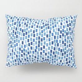 MOSAICS: BLUE GREECE Pillow Sham