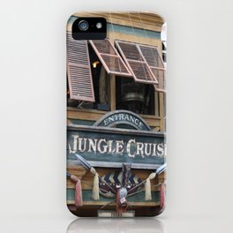 Jungle Cruise iPhone Case