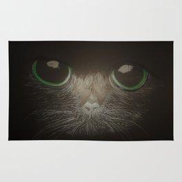 Cats, darklight Rug