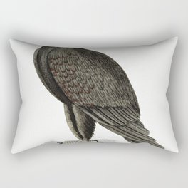 Mountain eagle from An Account of the English Colony in New South Wales (1804) Rectangular Pillow