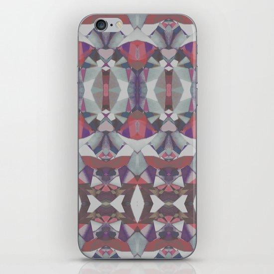 Tribal splash iPhone & iPod Skin
