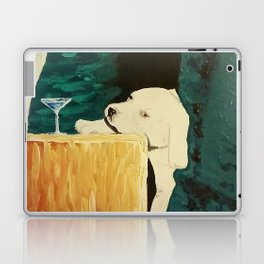 sleepy puppy Laptop & iPad Skin