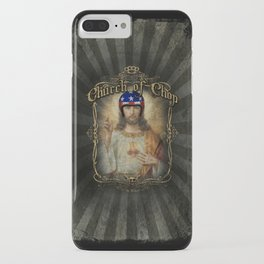Hot Rod Jesus iPhone Case