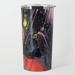 Glass Pane Travel Mug
