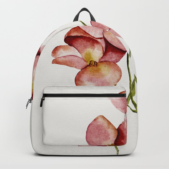 Soft Flowers Backpack