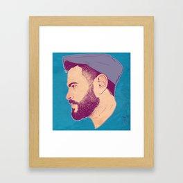 FESKIE Framed Art Print