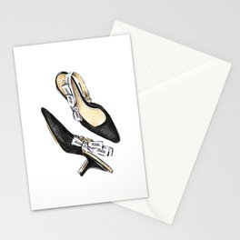 D SHOES SS17 Stationery Cards