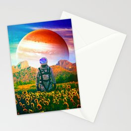 The Perpetually Lost Stationery Cards