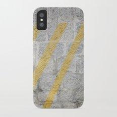 STREET DESIGN iPhone X Slim Case