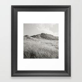 Landscape of my memory Framed Art Print