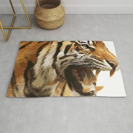 Royal tiger Rug