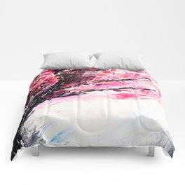 Cherry Tree Comforters