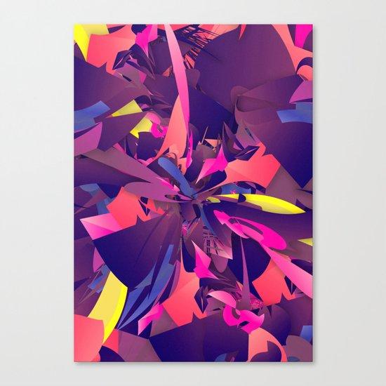 Psychotic Canvas Print
