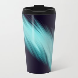 The Blue Feather Travel Mug
