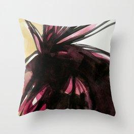 Organic Embrace 1 by Kathy Morton Stanion Throw Pillow