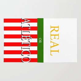 REAL or ATLÉTICO Rug