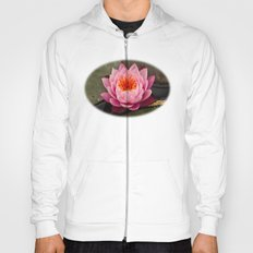 Shades of pink and orange Hoody