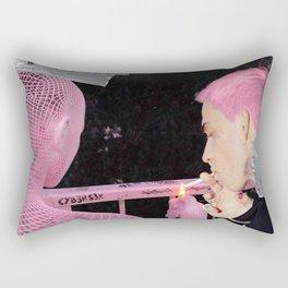 Cybersex Rectangular Pillow