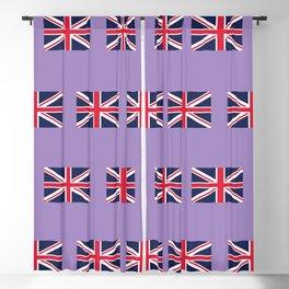 love britania Blackout Curtain
