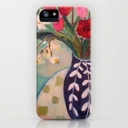 Spring Luncheon iPhone Case