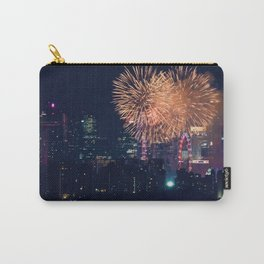 Fireworks in the City (Color) Carry-All Pouch