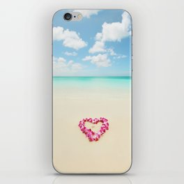 honeymoon iPhone Skin