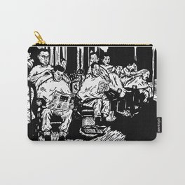 Pacific Gold Barbershop Carry-All Pouch