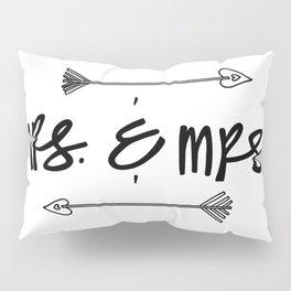 Mrs. & Mrs. Pillow Sham