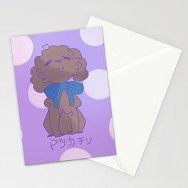 Makkachin!!! Stationery Cards